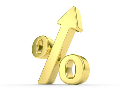Annuity Rates Percent Sign