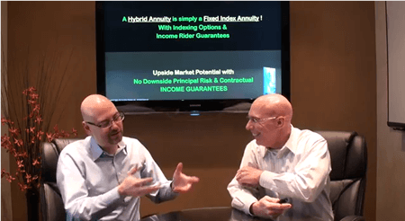 What are Hybrid Annuities?