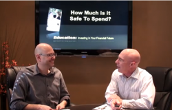 How much is it safe to spend