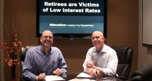 Low Interest Rates Hurt Seniors
