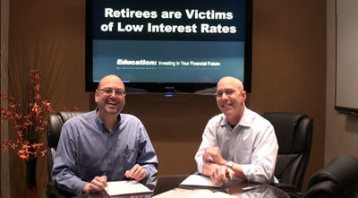 Low Interest Rates Hurt Seniors