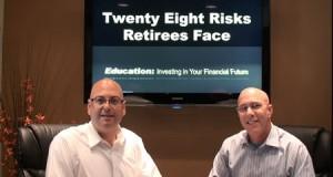 28 Risks Retirees Face – Part 2
