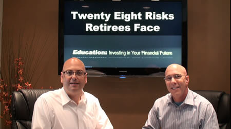 28 Risks Retirees Face – Part 1