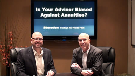 Is Your Advisor's Bias For or Against Annuities?