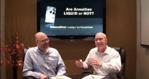 Annuities – Liquid or Not?