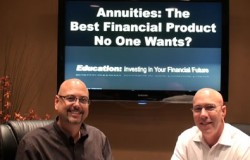 Annuities - The Best Financial Product No One Wants