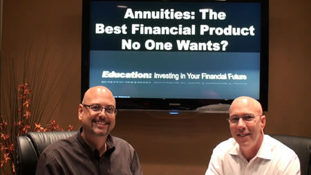 Annuities – The Best Financial Product No One Wants!