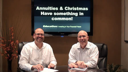 Annuities and Christmas