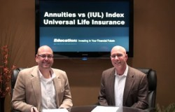 Annuities vs IUL