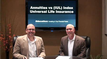 Annuities vs (IUL) Indexed Universal Life – How do they compare?