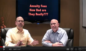 Annuity Fees – The Nasty Truth
