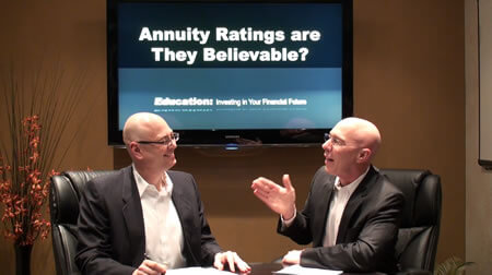 Annuity Ratings, are they Believable?