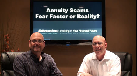 Annuity Scams – Fear Factor or Reality?