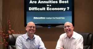 Are Annuities Best in a Difficult Economy?