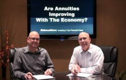 Are Annuities Improving with the Economy
