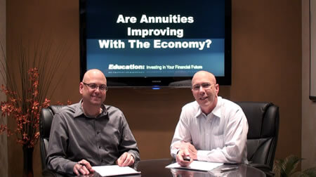 Are Annuities Improving With The Economy?