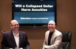 Collapsed Dollar Harm Annuities