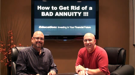 How to Get Rid of a Bad Annuity