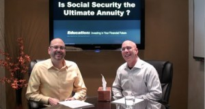 Is Social Security an Annuity?