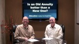 Is an Old Variable Annuity Better than a New Hybrid?