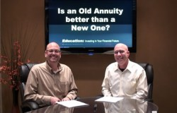 Is an old annuity better than a new one
