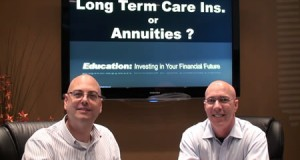 Can Annuities replace Long Term Care Insurance?