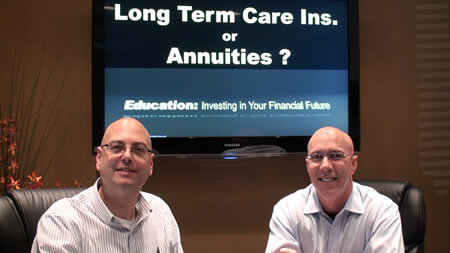 Long Term Care or Annuities