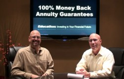 Money Back Annuity Guarantees