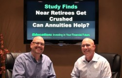 Near Retirees Get Crushed - Can Annuities Help
