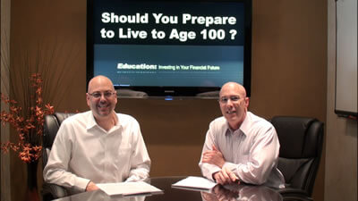 Should I Plan to Live to 100?