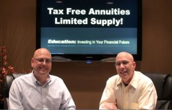 Tax Free Annuities Limited Supply