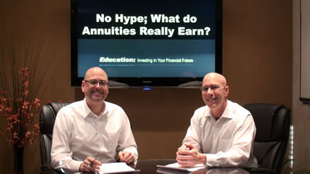 What do Annuities Really Earn? No Hype…