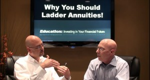 Why You Should Ladder Annuities…