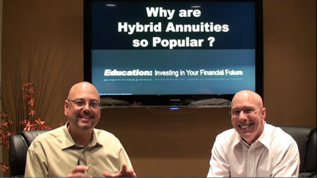 Why are Hybrid Annuities so Popular