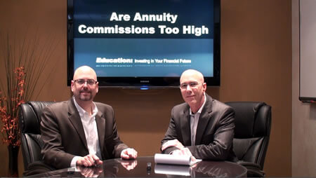 Are Annuity Commissions Too High?