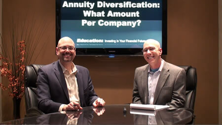 Annuity Diversification - What Amount Per Company