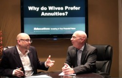 What do wives prefer annuities