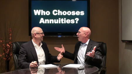 Who Chooses Annuities?
