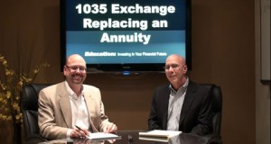 1035 Exchange – Replacing an Annuity