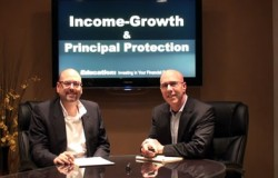 Income Growth and Principal Protection