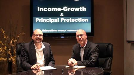 Income, Growth and Principal Protection