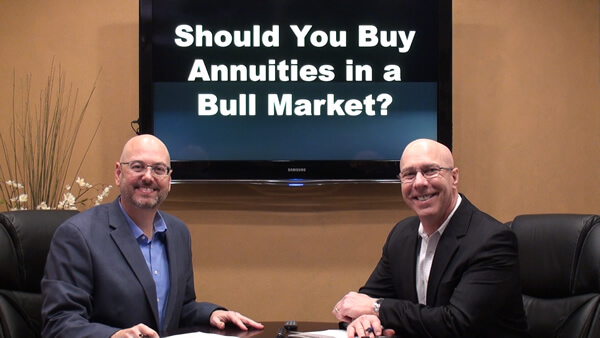 Should You Buy Annuities in our Trump Influenced Bull Market?