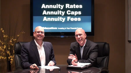 Annuity Rates, Caps and Fees