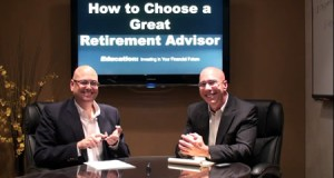 How to Choose a Great Retirement Advisor