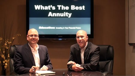 Best Annuity Video Series – Picking The Best Annuities