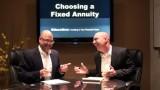 Choosing a Fixed Annuity