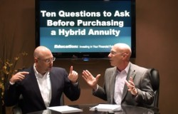 10 Questions before hybrid annuity