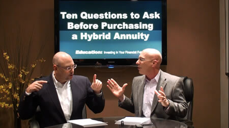 Top Ten Fixed Index Annuity Questions to ask Before Purchasing!
