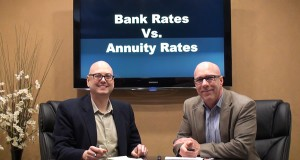 Annuity Rates vs Bank Interest Rates  – Which is Best?