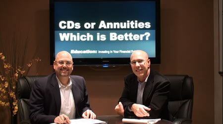 CDs or Annuities